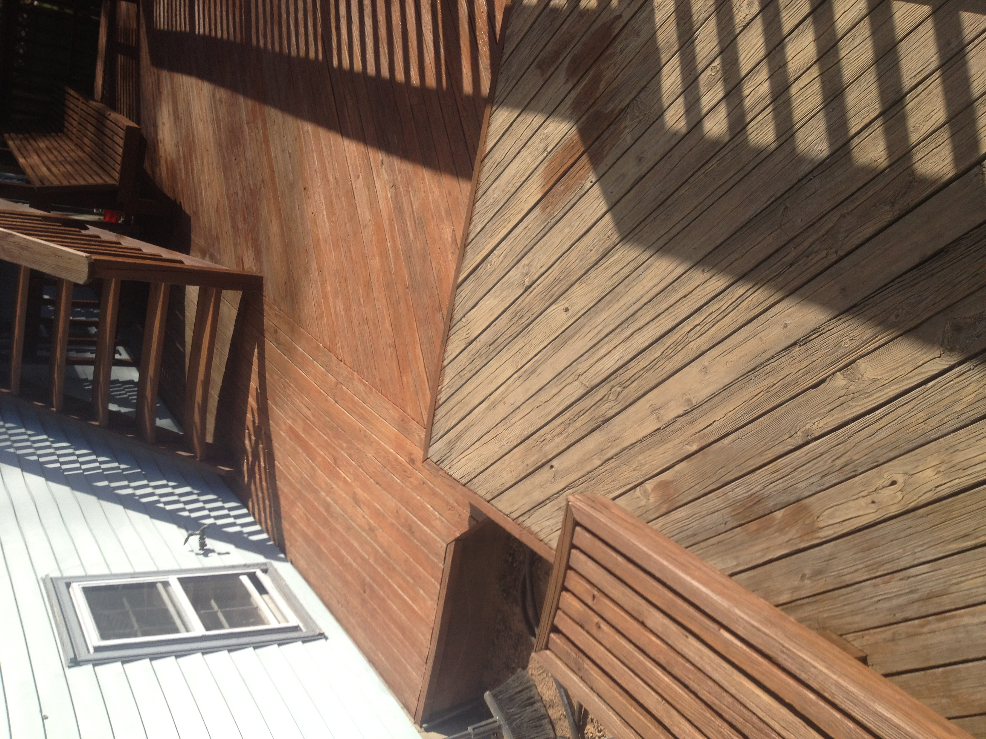 Deck Staining CT